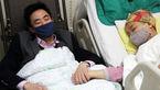 ازدواج یک دختر و پسر چینی در بیمارستان