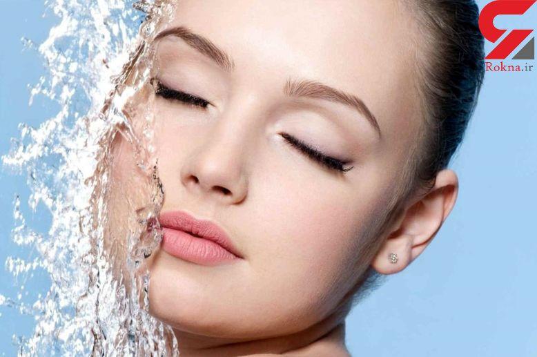 پاکسازی پوست با 6 گام ساده