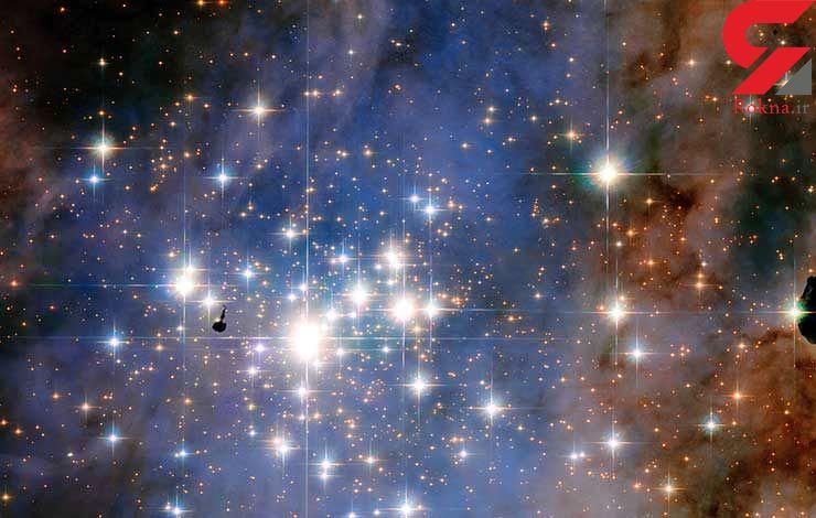 کشف 14 خوشه ستارهای درخشانتر از خورشید