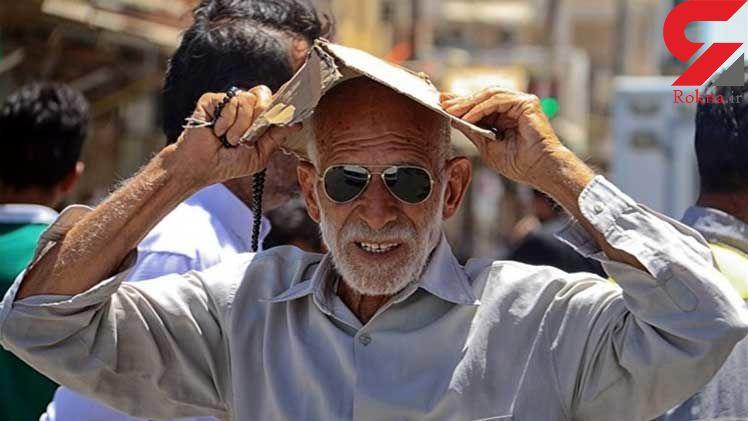 خوزستان از فردا بالای ۵۰ درجه