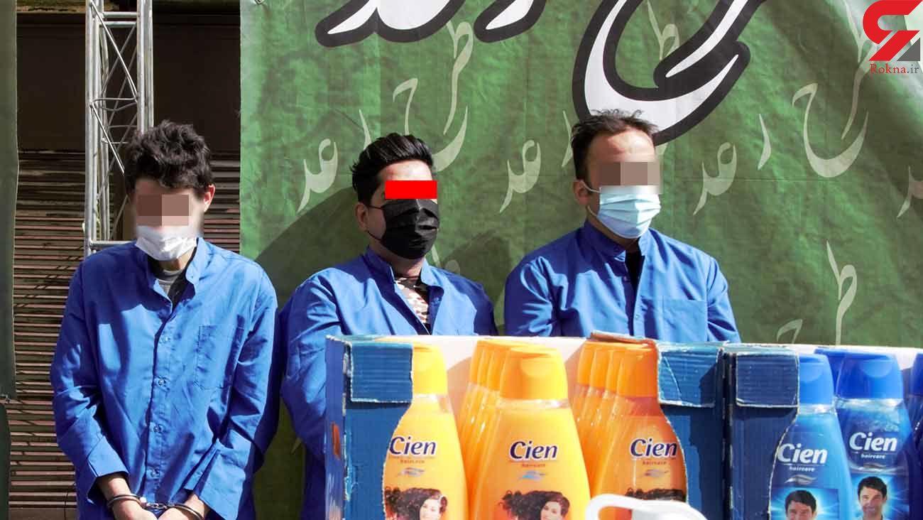 کمین  برای زنان تهرانی پشت چراغ قرمز + عکس و فیلم گفتگو