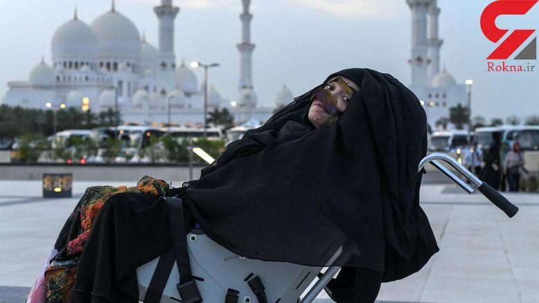 زن اماراتی پس از حدود ۳ دهه از کما خارج شد+ عکس