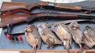 لغو پروانه شکار 5 شکارچی مجاز در سمنان