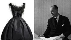 برپایی نمایشگاه ۳۰ سال دارایی دیور / طراح لباسی که از گلها تاثیر میگرفت