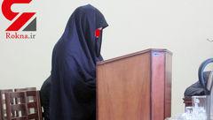 اقدام هولناک این زن با دختر 20 ماهه او را 3 بار به پای میز محاکمه برد+عکس متهم در دادگاه