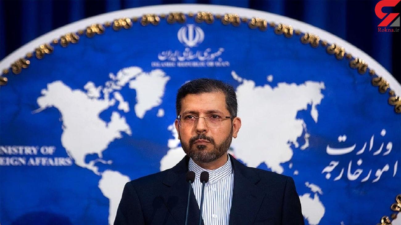 واکنش وزارت خارجه به اظهارات مکرون: طرفهای برجام مشخص و غیرقابل تغییر هستند