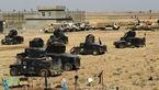 پیشروی نیروهای عراقی به سمت کرکوک آغاز شد + فیلم
