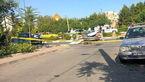 تیراندازی در دهکده المپیک و کشته شدن یک زن به دست مامور پلیس