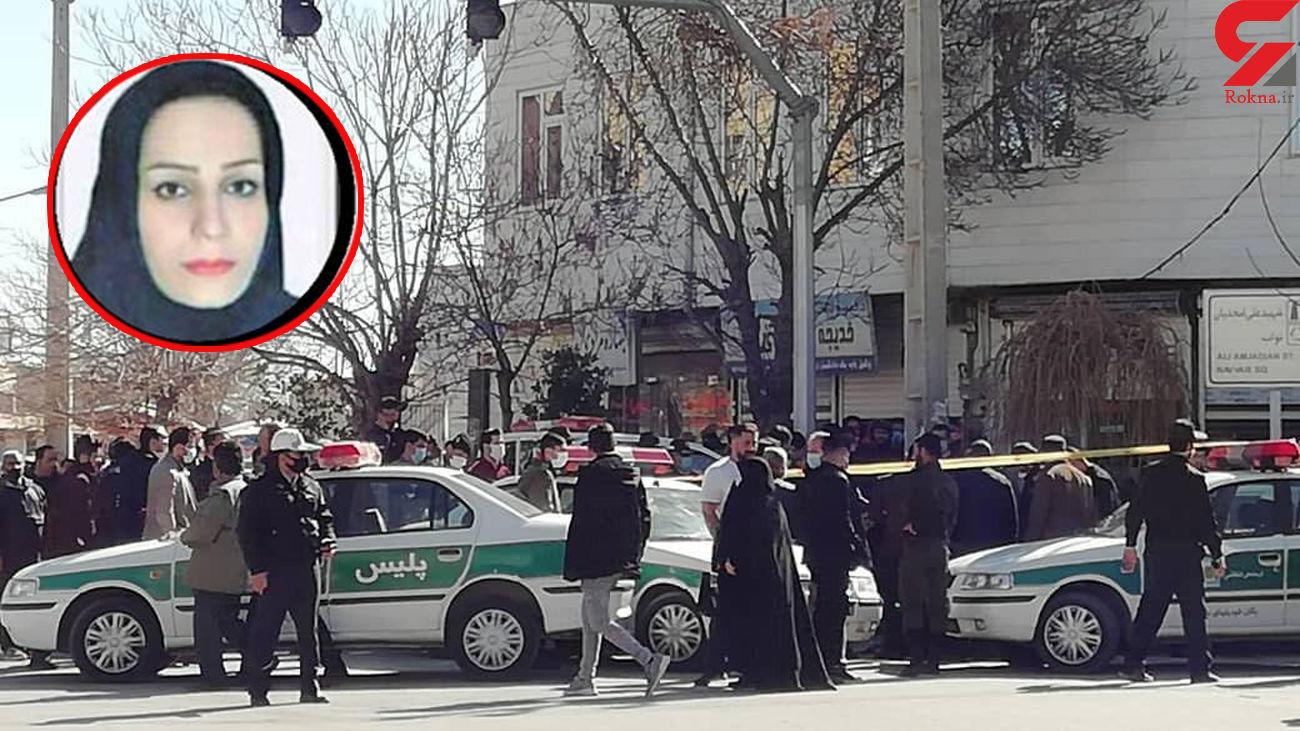 تیراندازی مرگبار در جلوی دادگستری استان کرمانشاه / خبرنگاران قاتل را دستگیر کردند + عکس
