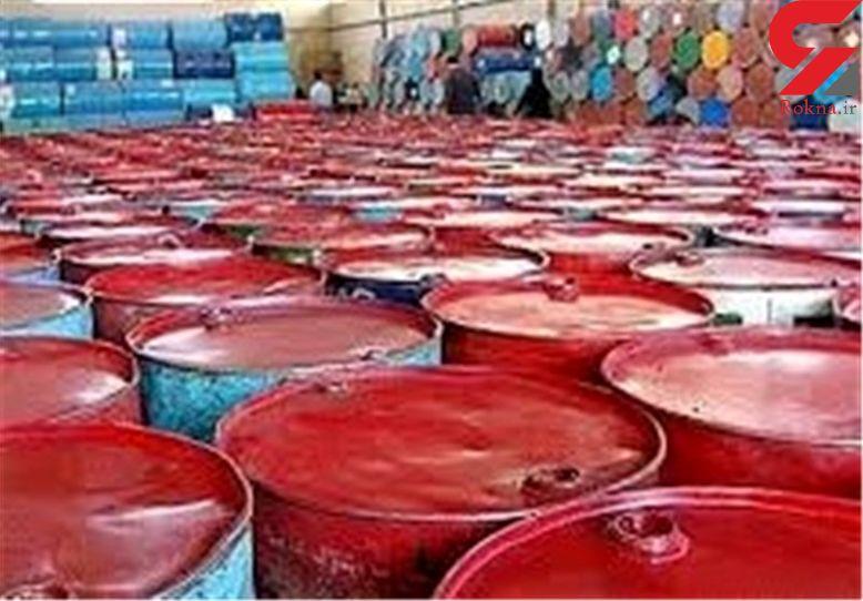کشف ۳۰ هزار لیتر سوخت قاچاق از یک شناور و کامیون در بوشهر