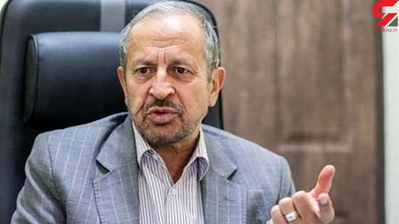 علیرضا افشار برای انتخابات1400 اعلام کاندیداتوری کرد
