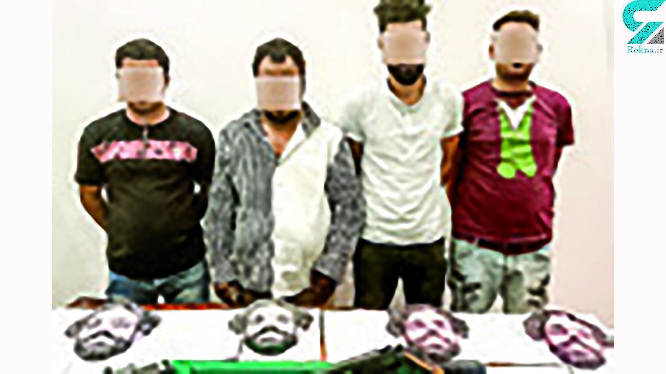 بازداشت باند سرقت «محمد صلاح» در مصر + عکس