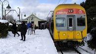 بارش برف کمسابقه در استرالیا