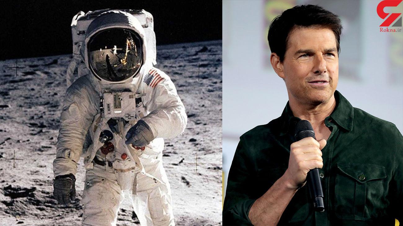 ساخت اولین فیلم سینمایی در فضا / تام کروز بازیگر نقش اول فیلم تاریخ ساز !