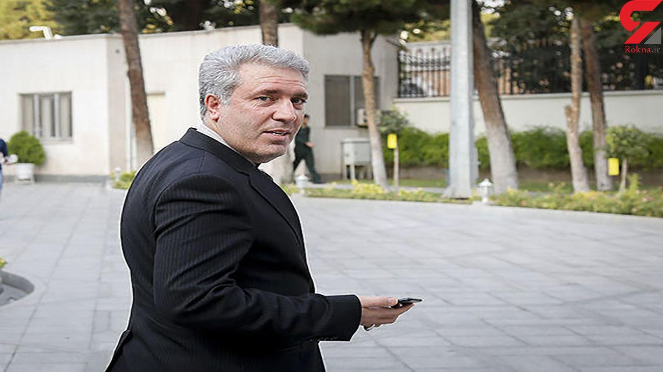 وزیر میراث فرهنگی و گردشگری در انتخابات 1400 شرکت کرد