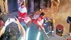 مرگ هولناک چهار زن و کودک اهوازی زیر آوار + عکس