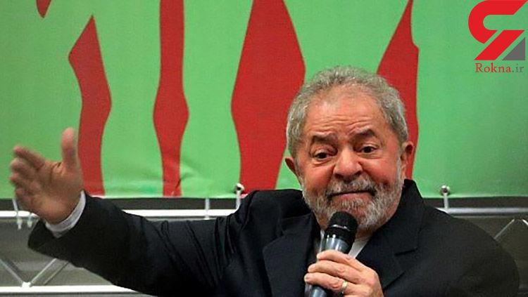 رئیس جمهور سابق برزیل از زندان آزاد شد