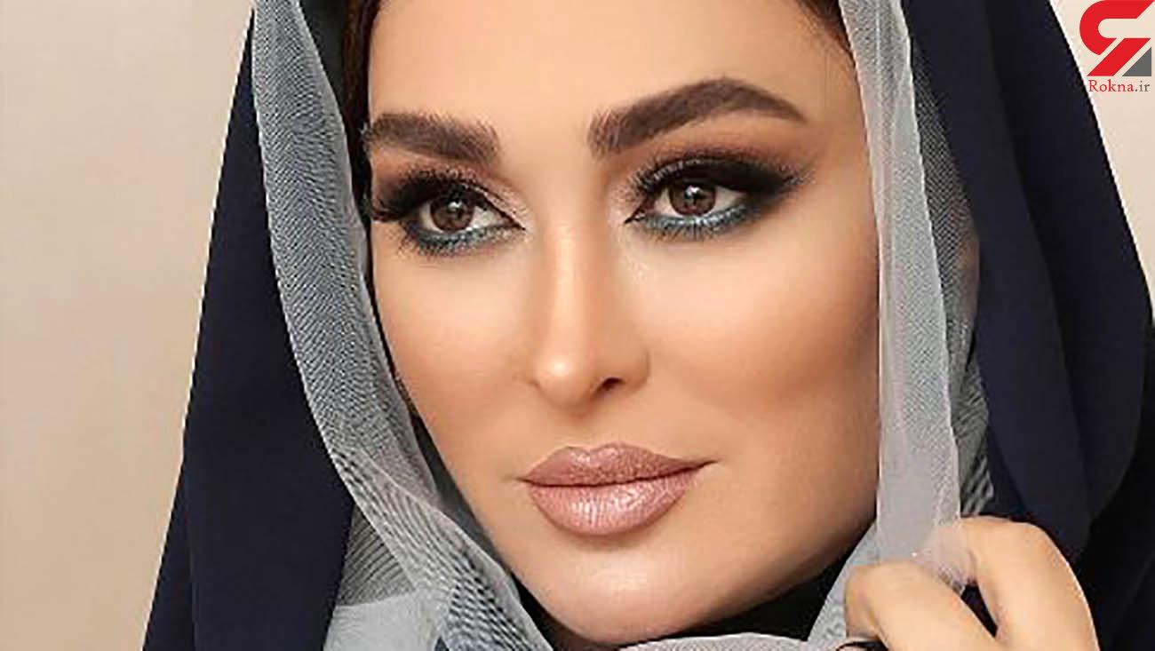 شوهر الهام حمیدی جذاب تر از شوهران ضیغمی و رهنما ! + عکس