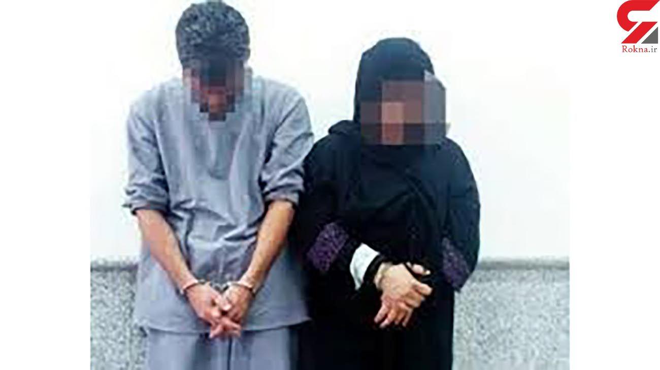 بازداشت زن تهرانی که رینگ و لاستیک می فروخت