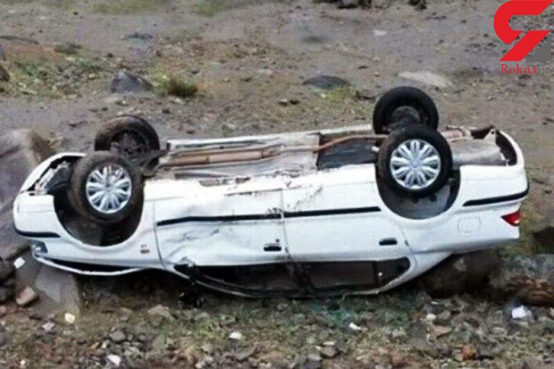 سرپیچی از دستور ایست پلیس راننده را به کام مرگ کشاند / در بوشهر رخ داد