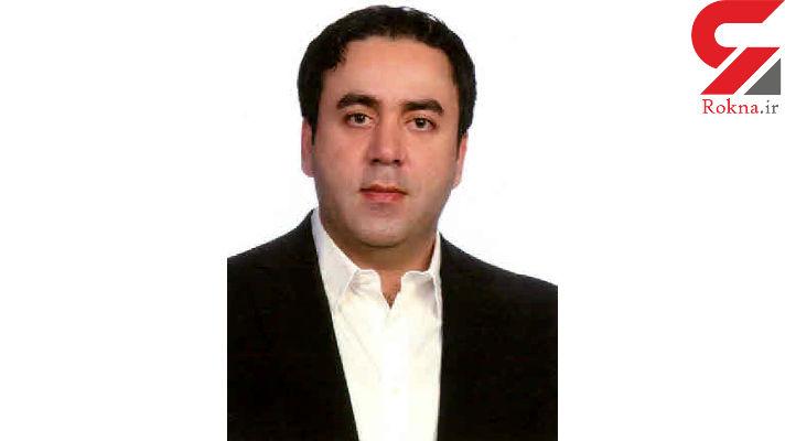 اولین عکس از وکیل تهرانی که شب گذشته در کامرانیه با گلوله کشته شد! + جزییات