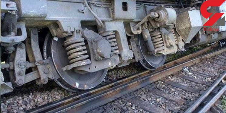 وحشت در قطار مسافربری اهواز-اندیشمک