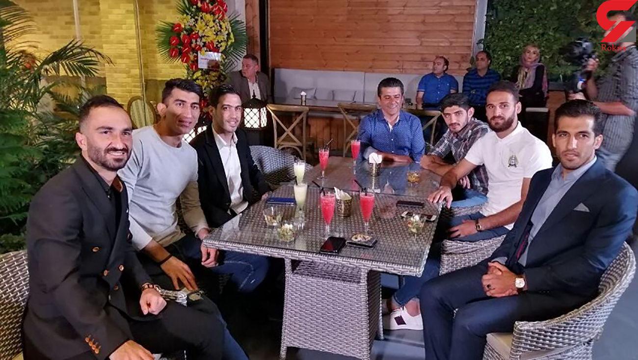 تعطیلی رستوران پر سر و صدای فوتبالیست معروف + علت چه بود؟