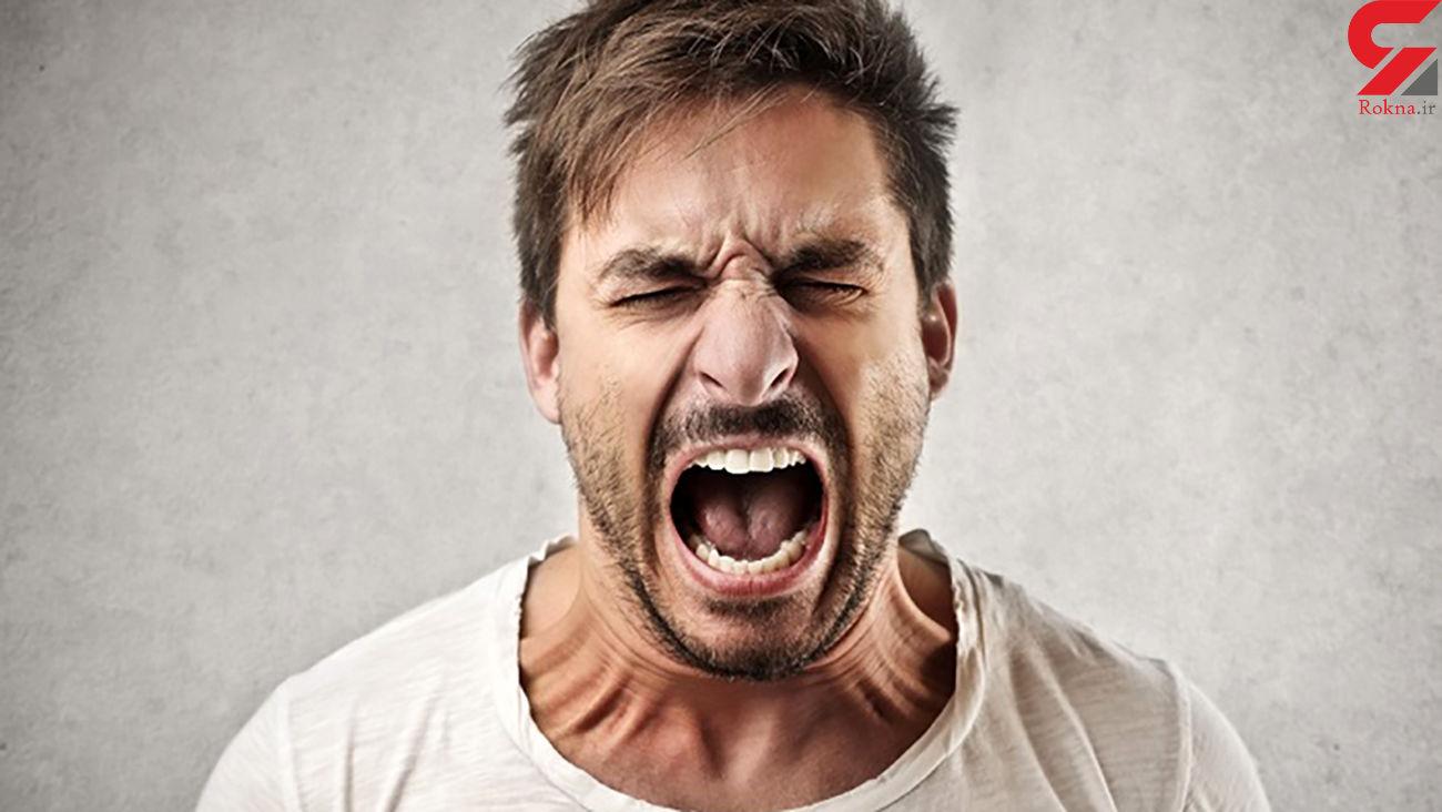 عصبانیت دشمن اصلی قلب