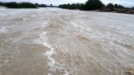 طغیان رودخانههای قزوین