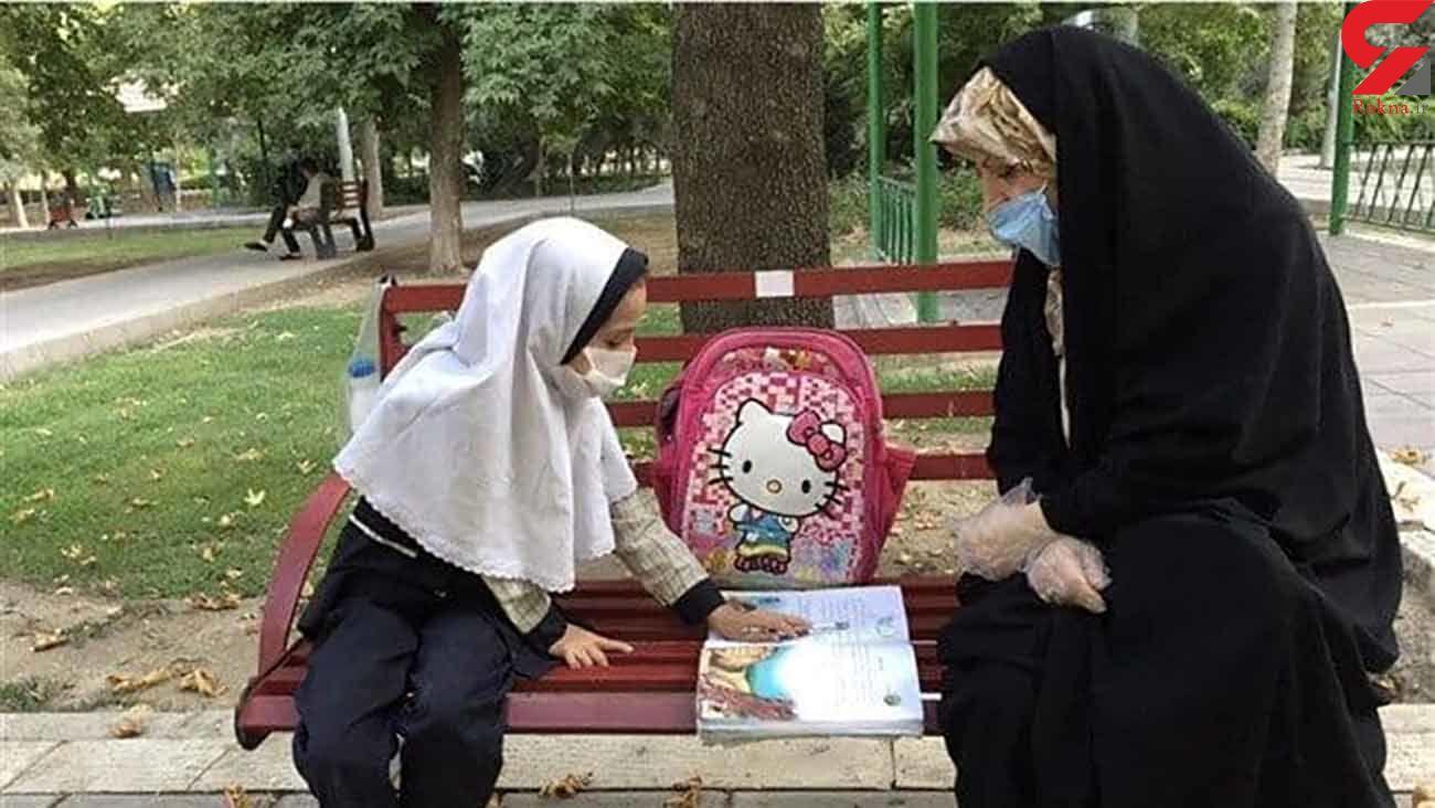 درگذشت خانم معلم فداکار با کرونا + عکس و فیلم