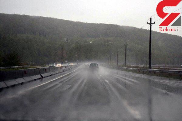 ۸۱۰ کیلومتر از راه های ایلام دچار خسارت شدند