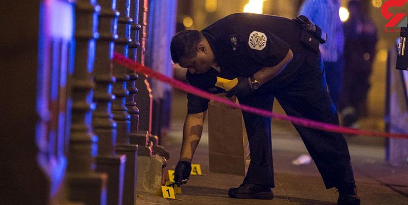 نوجوان ۱۷ ساله 2 پلیس را به قتل رساند / در اعتراضات امریکا رخ داد