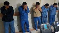 دستگیری ۱۱۹ قاچاقچی در قزوین در سال 98