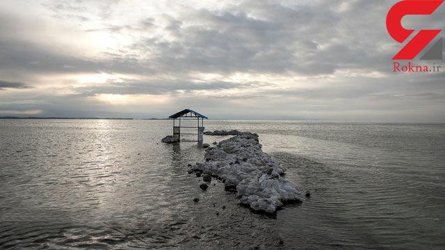 دریاچه ارومیه از خشک شدن نجات پیدا کرد