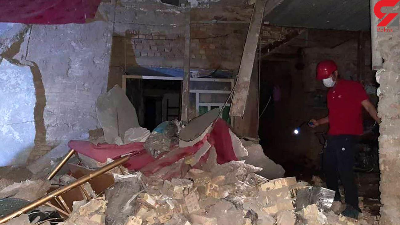 زنده به گور شدن 6 عضو یک خانواده مینودشتی / یک نفر کشته شد