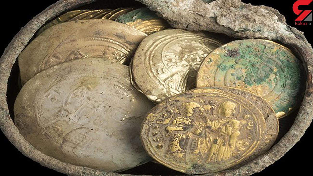 کشف 402 سکه هخامنشی تقلبی در اردبیل