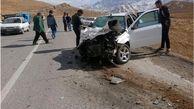 مرگ دلخراش راننده پیکان وانت در مرند