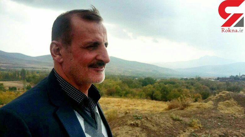 شهادت سید حسین حسینی در همدان + عکس