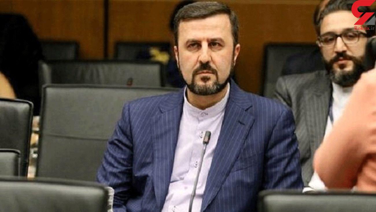 US-backed anti-Iran plan at IAEA BG scrapped: Gharibabadi