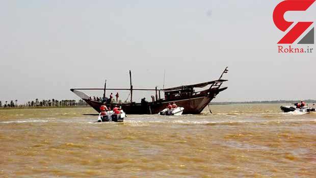 3صیاد قانون شکن در سواحل آبادان دستگیر شدند