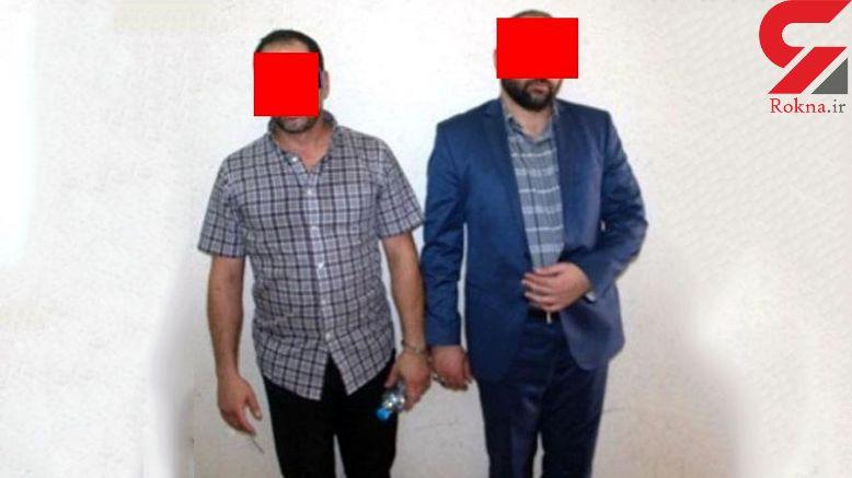 این 2 نماینده دادستان راز پلیدی داشتند / پلیس امنیت تهران فاش کرد + عکس