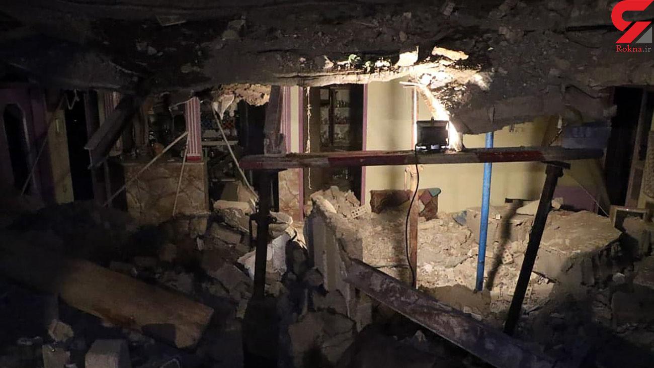 8 عکس تلخ از انفجار مهیب بامداد مشهد
