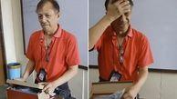 سوپرایز معلم فیلیپینی اشک او را در آورد + فیلم وتصاویر