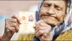 این زن در دوره 3 پادشاه عثمانی زندگی کرده است!+ عکس