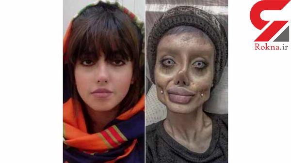«سحر تبر» در زندان می ماند / آزادی با وثیقه پذیرفته نشد + عکس