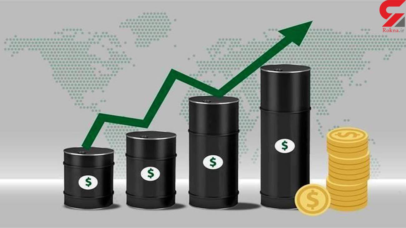 نرخ طلای سیاه در بازار جهانی افت کرد
