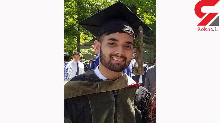 خودکشی عجیب احمد دانشجوی داروسازی / او صحنه سازی قتلش را کرده بود +عکس