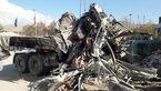 مرگ دختربچه در ورود کامیون به خانه شان / در پردیس رخ داد + فیلم و عکس ها