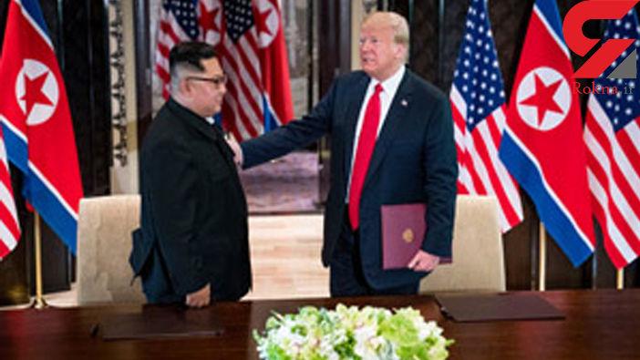 درخواست رهبر کره شمالی برای دیدار با ترامپ