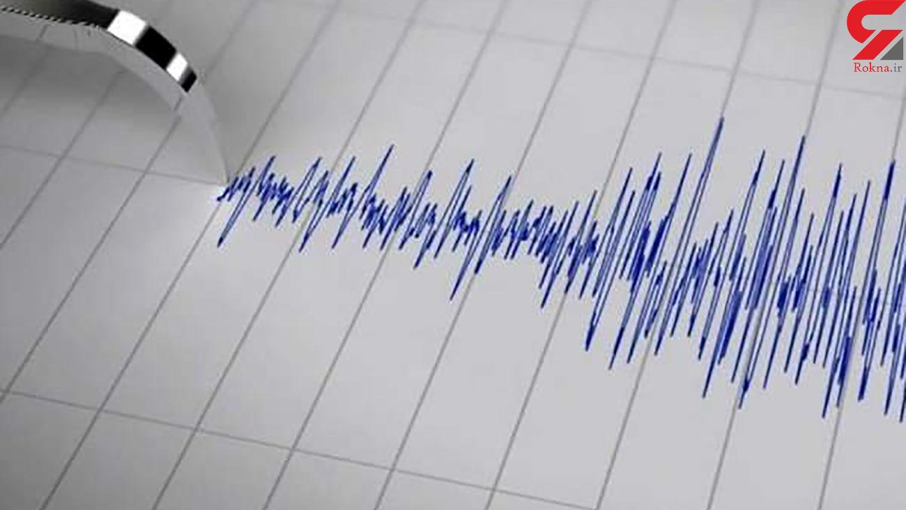 زلزله 4/4 ریشتری در بندر گناوه / زمین لرزه ها دست بردار نیستند